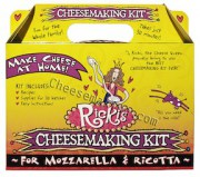Complete Starter Kits For Kits For Mozzarella & Ricotta Cheese