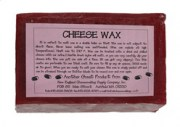 Red Cheese Wax - 1 lb.
