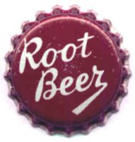 root beer cap