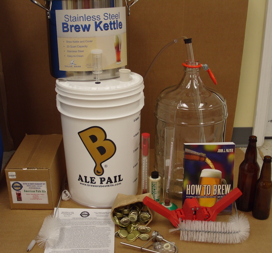 BASIC BREW™ STUPENDOUS, COLOSSAL BEER BREWING KIT